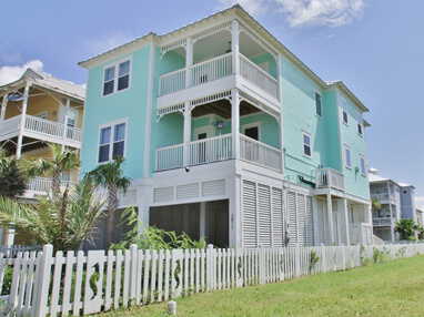 Galveston Beach Vacation Rentals