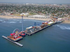 new pic of pleasure pier