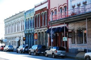Galveston Historic Strand