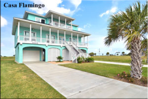 Casa Flamingo - Pointe West - Galveston