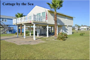 Cottage by the Sea - Terramar Beach - Galveston