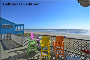 Gulfwinds Beachfront - Terramar Beach - Galveston