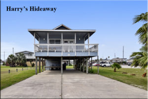 Harry's Hideaway - Sea Isle - Galveston