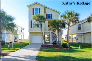 Kathy's Kottage - Pointe West - Galveston