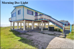 Morning Dee Light - Terramar Beach - Galveston