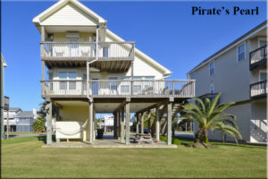 Pirate's Beach - Pirate's Pearl - Galveston