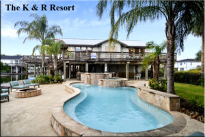 Jamaica Beach - The K and R Resort - Galveston