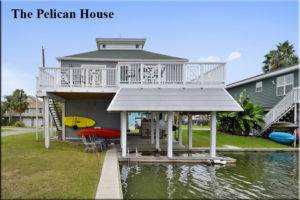 Jamaica Beach - The Pelican House - Galveston