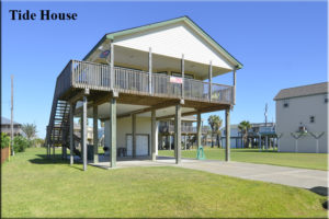Tide House - Terramar Beach - Galveston
