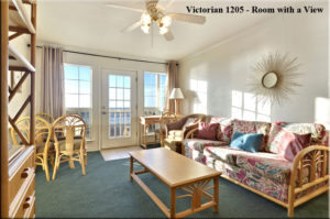 Victorian 1205 - Room with a View