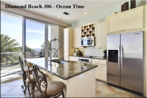 Diamond Beach 306 - Ocean Time