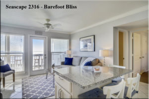 Seascape 2316 - Barefoot Bliss
