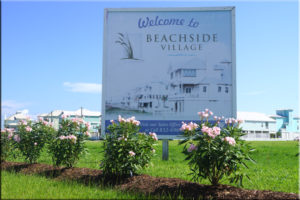 Beachside Village Galveston Neighborhood