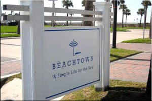 Beachtown Galveston Neighborhood