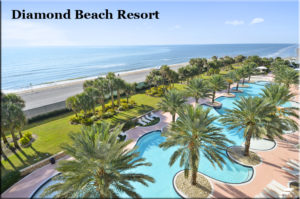 Diamond Beach Resort Condo