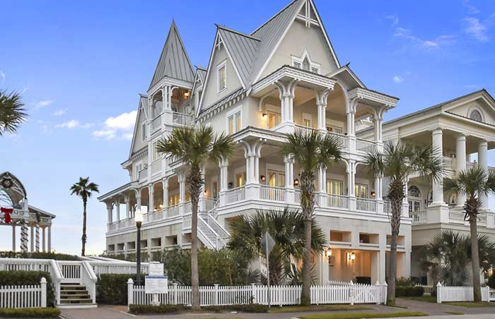 Book Luxury Galveston Vacation Homes