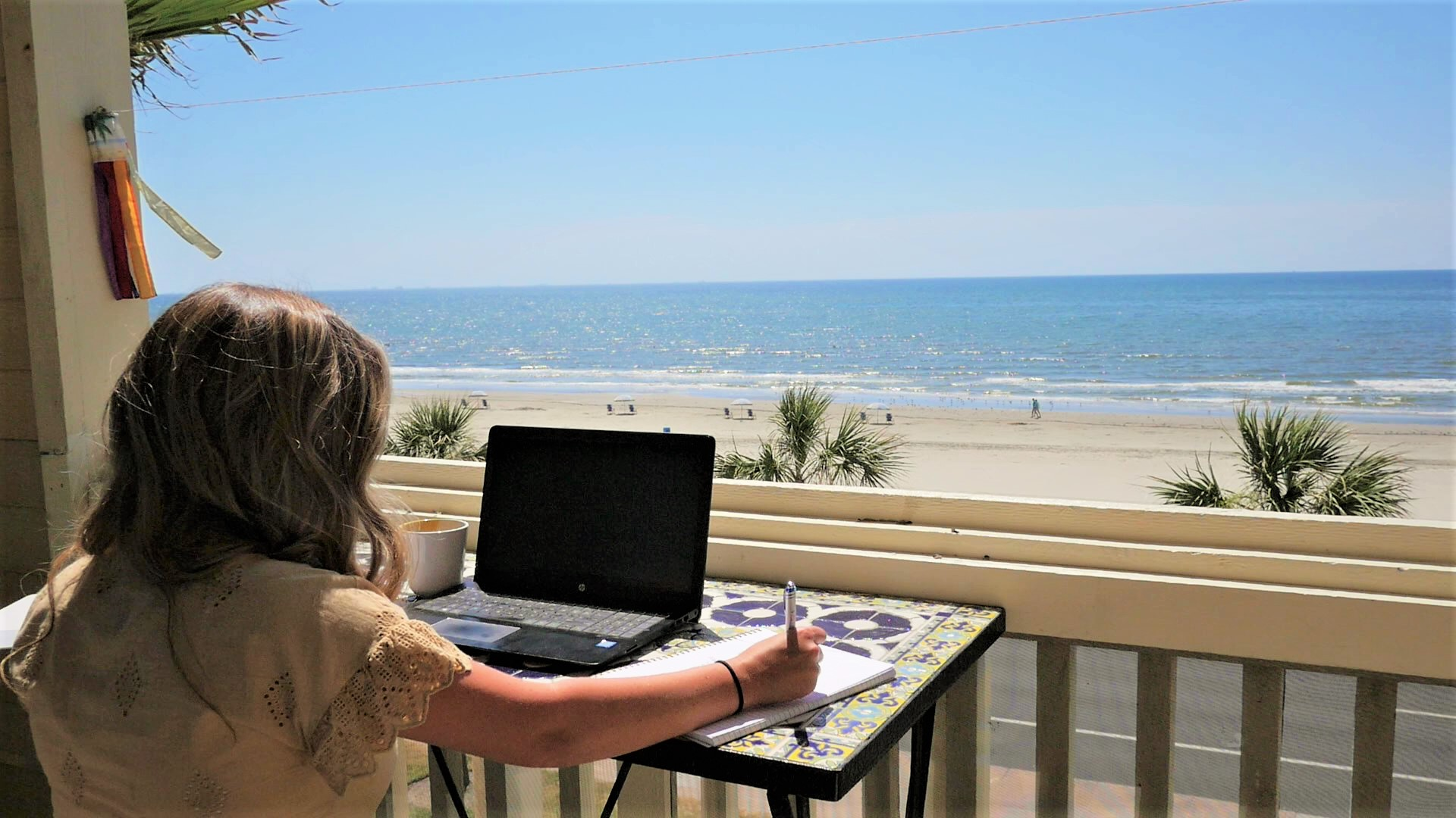 Let Galveston Be Your Office