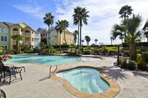 Galveston Dawn Condos - Pool 2