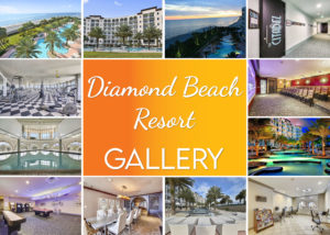 Diamond Beach Resort - Galveston, TX