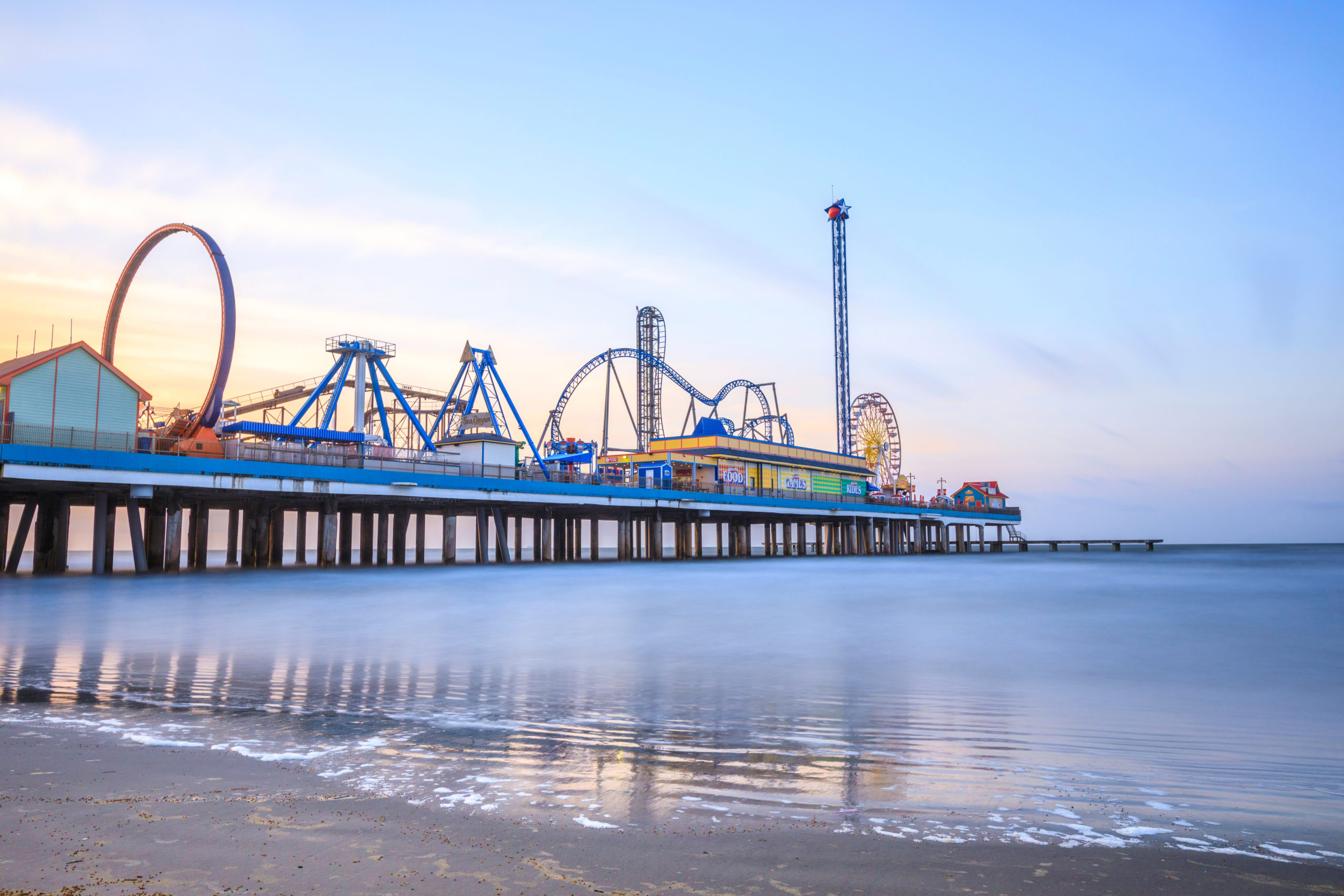 "Five ""Must-Dos"" During Spring Break in Galveston"
