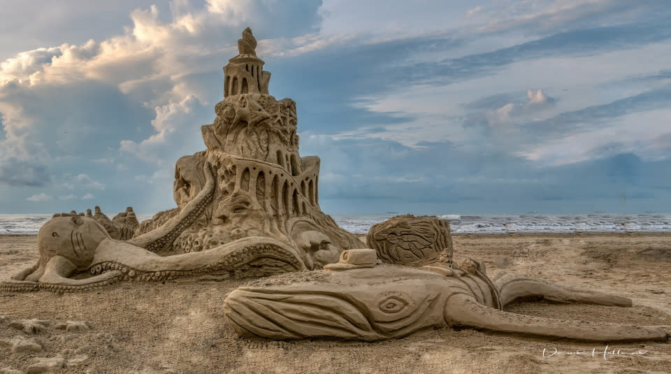Tips for Galveston's AIA Sandcastle Competition